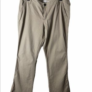 Old Navy the Diva Khaki Pants size 12